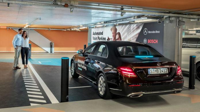 aparcamiento automatizado