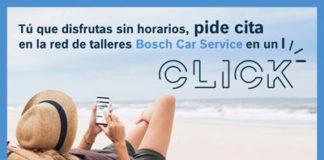 Campaña Bosch Car Service