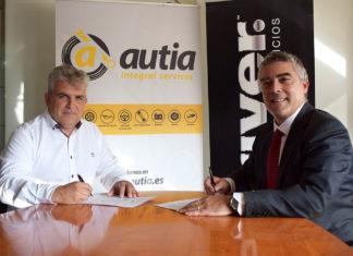 Autia y Driver.