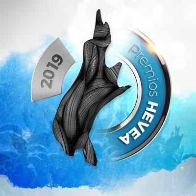 Logo Premios Hevea