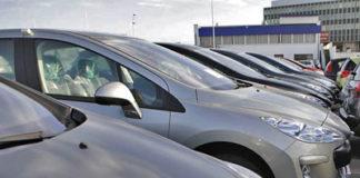 vehículos asegurados