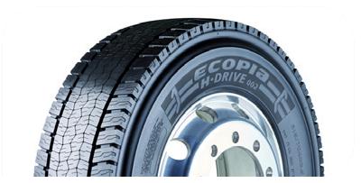 Nominado Mejor Neumático de Camión - Premios Hevea 2019 -Bridgestone