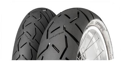 Nominado Mejor Neumático de dos ruedas  - Premios Hevea 2019 -Continental