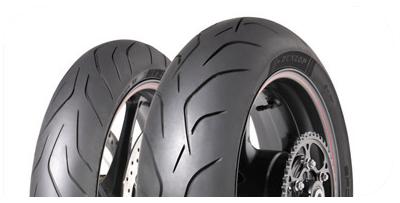 Nominado Mejor Neumático de dos ruedas  - Premios Hevea 2019 -Dunlop