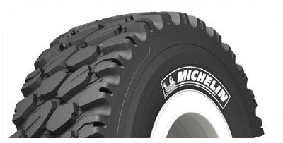Nominado Mejor Neumático de OTR - Premios Hevea 2019 -Michelin
