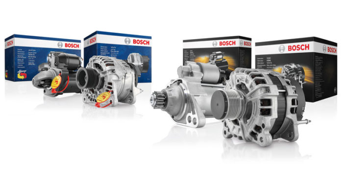 motores de arranque Bosch