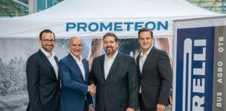 Prometeon Tire Group Alltrucks
