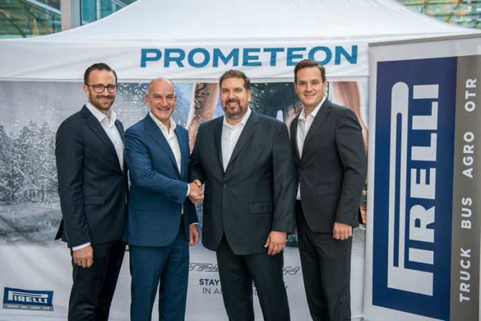 Prometeon Tire Group Alltrucks