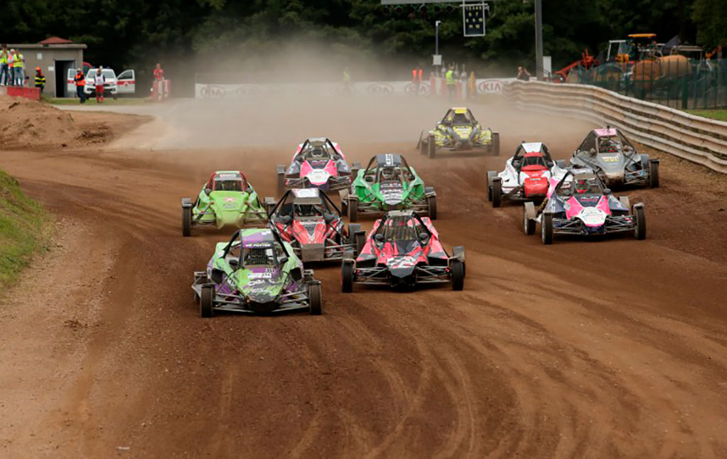 Cooper autocross