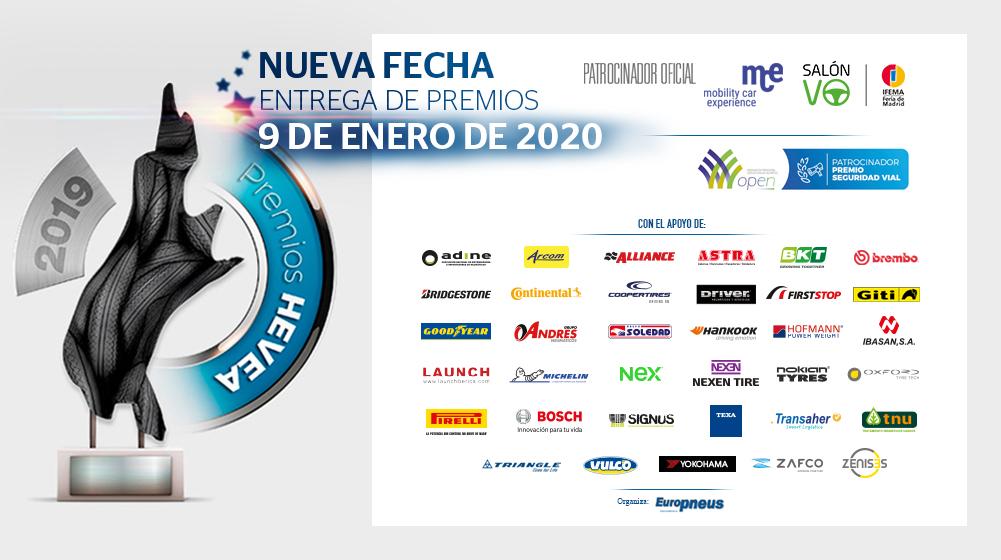Premios Hevea 2019