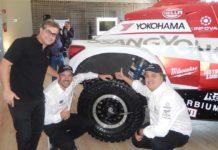 Yokohama Dakar 2020