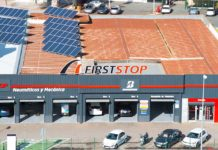 First Stop taller fotovoltaico