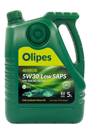 Olipes Averoil 5W30 Low SAPS 504/507