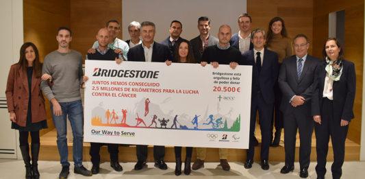 Bridgestone y AECC