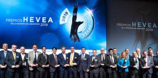 Premios Hevea.