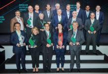 Brembo recibe el Daimler Supplier Award in Sustainability 2019