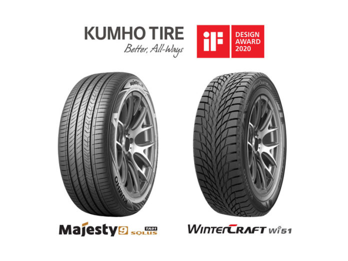 Kumho Tire iF Design Award
