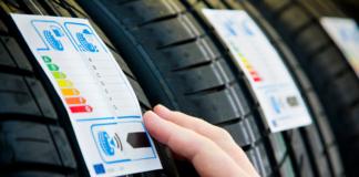 etiquetado de neumáticos