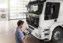 Bosch KTS vehículo industrial