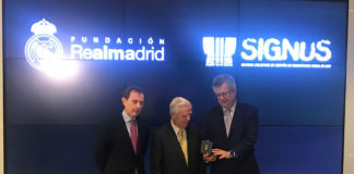 Real Madrid y Signus