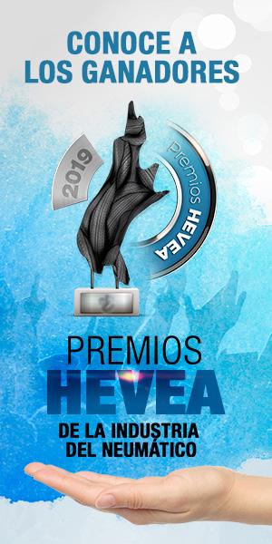 Premios Hevea 2018, conoce a los ganadores