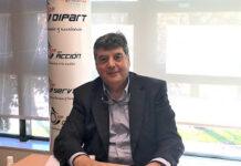 Ángel Romero, director de grandes cuentas de Dipart