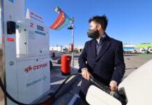 Cepsa y Redexis ponen en marcha su segunda estación de repostaje de GNV en Zaragoza