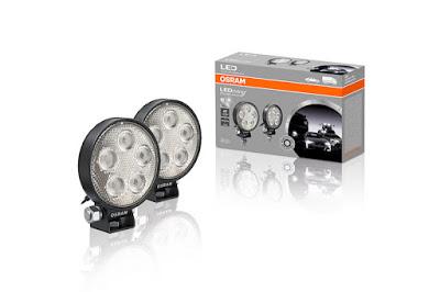OSRAM amplía su gama de luces LEDriving®