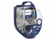 Philips lanza las lámparas de faro principal RacingVision GT200