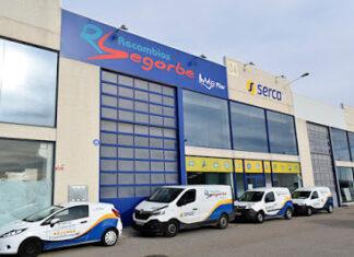 Recambios Segorbe inaugura un nuevo punto de venta en Zaragoza