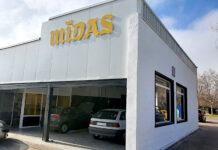 Midas inaugura un nuevo taller en Azuqueca de Henares