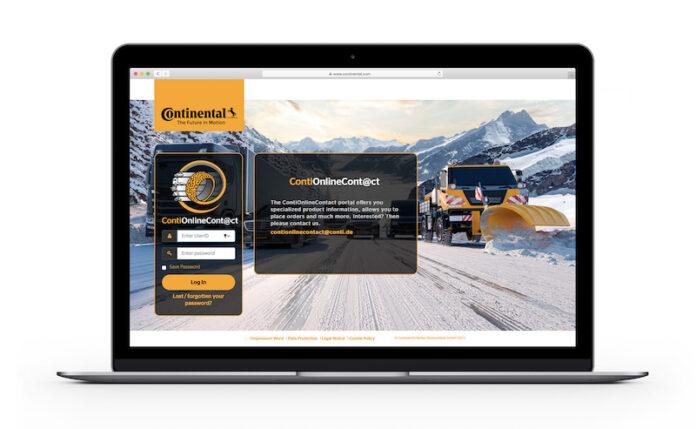 Continental amplía ContiOnlineContact, su portal online para distribuidores, con neumáticos OTR y agrícolas