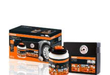 Nueva gama de selladores de neumáticos OSRAM TYREseal