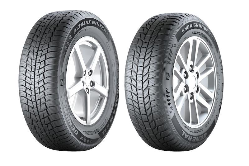 General Tire amplía su gama de neumáticos de invierno y todo tiempo