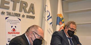 ASETRA y NATRAM firman un acuerdo de colaboración