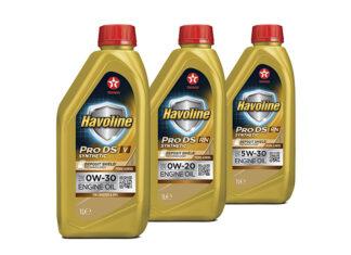 Texaco lanza tres nuevos aceites para motor