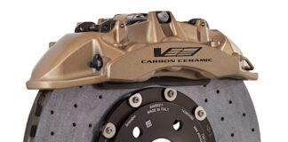 Los nuevos Cadillac CT4-V/CT5-V Blackwing frenarán con Brembo