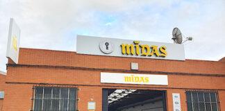 Midas inaugura un nuevo taller en Palencia