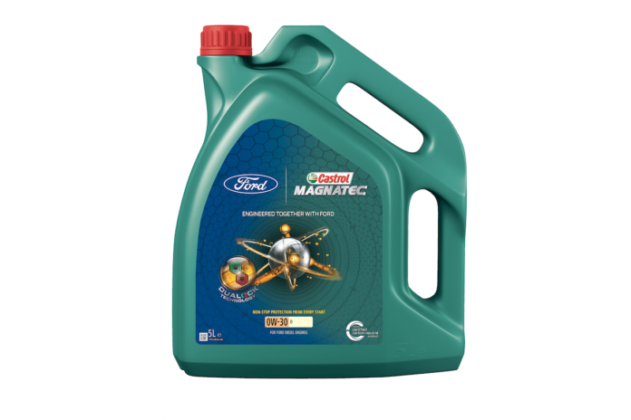 Ford-Castrol MAGNATEC