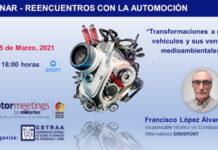 CETRAA organiza un webinar sobre transformación a gas en vehículos
