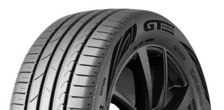 GT Radial FE2