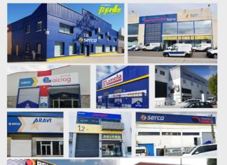 Grupo Serca crece en la Península Ibérica con 35 nuevos puntos de venta