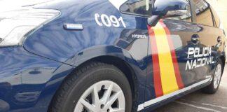 Bridgestone calza coches policia