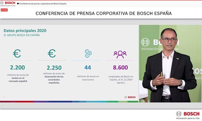 Bosch en España