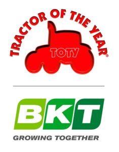 BKT premio Tractor del Año