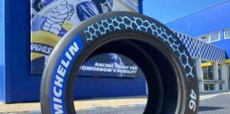 Mchelin neumáticos sostenible