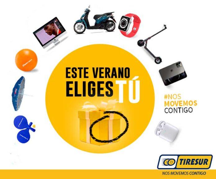 campaña Tiresur
