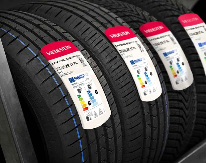 Vredestein nueva etiqueta neumáticos