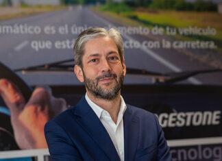 José Enrique González Bridgestone