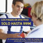 Cartel Ley 11/2021